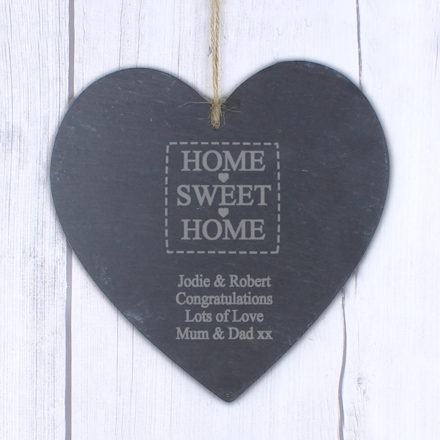 Personalised House Warming Gifts