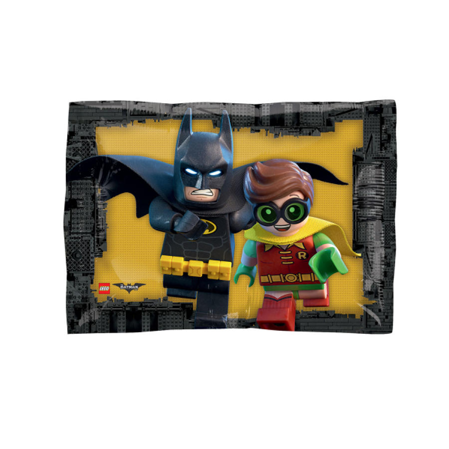 Batman Lego foil balloon
