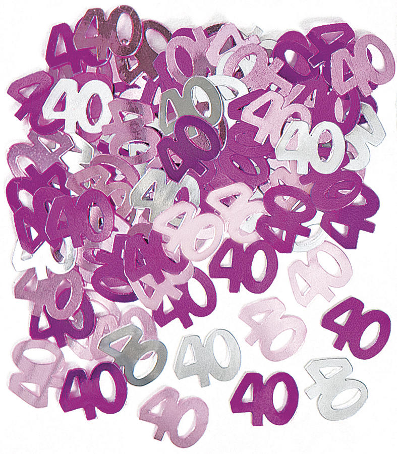 Table confetti - 40