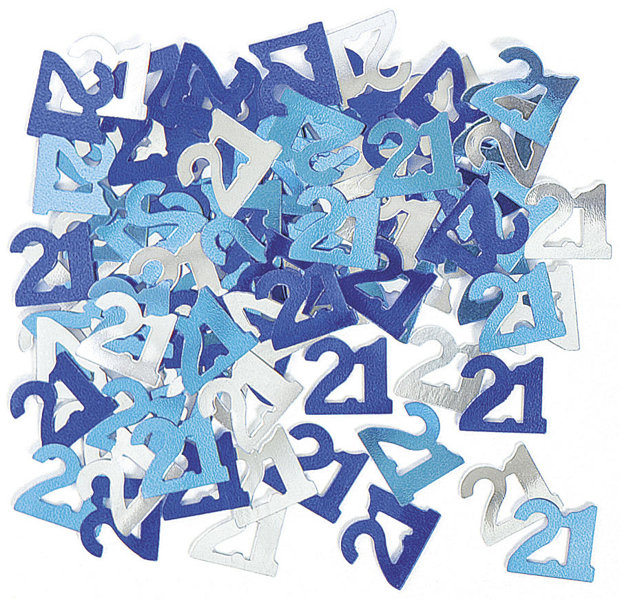 Table confetti - 21