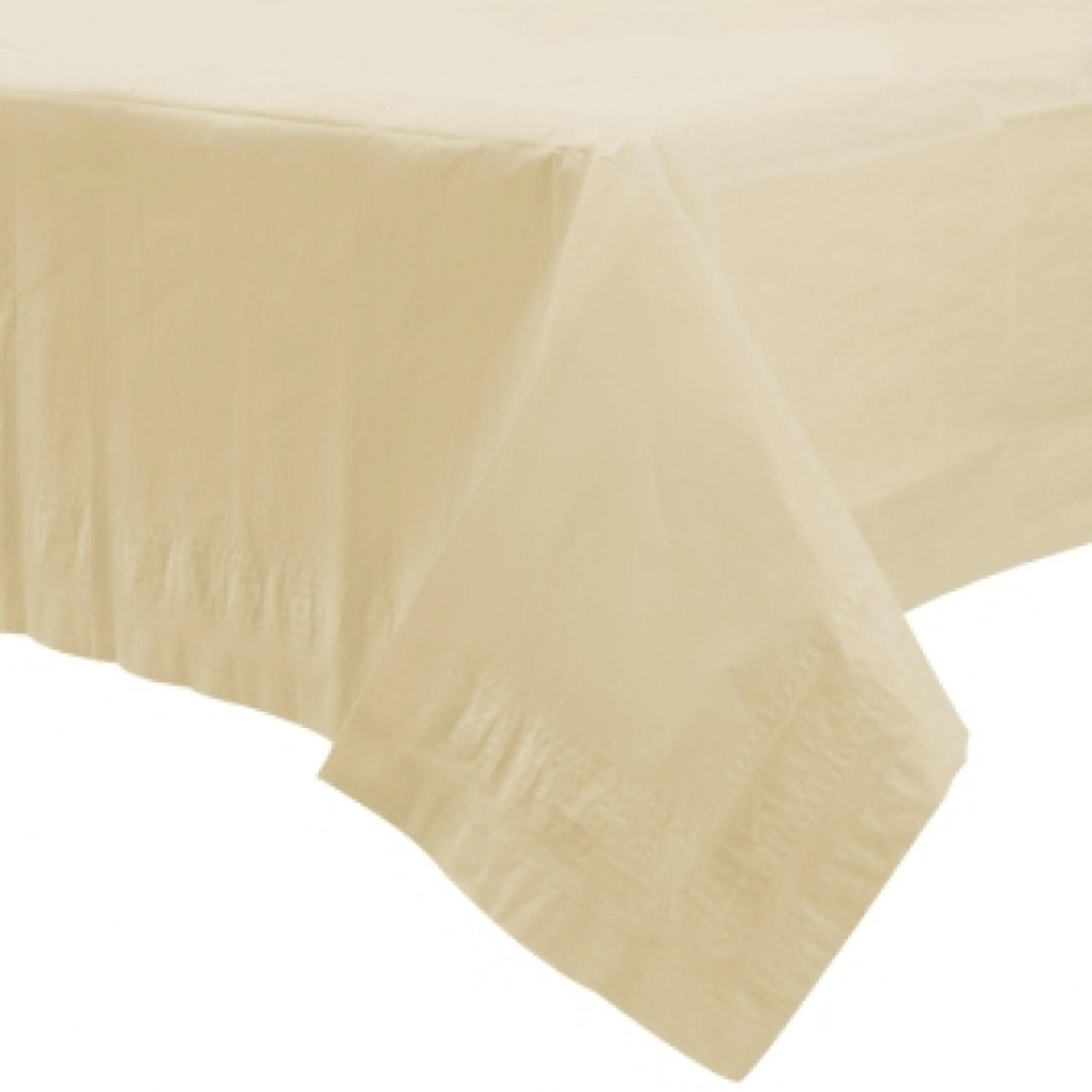 Ivory table cover