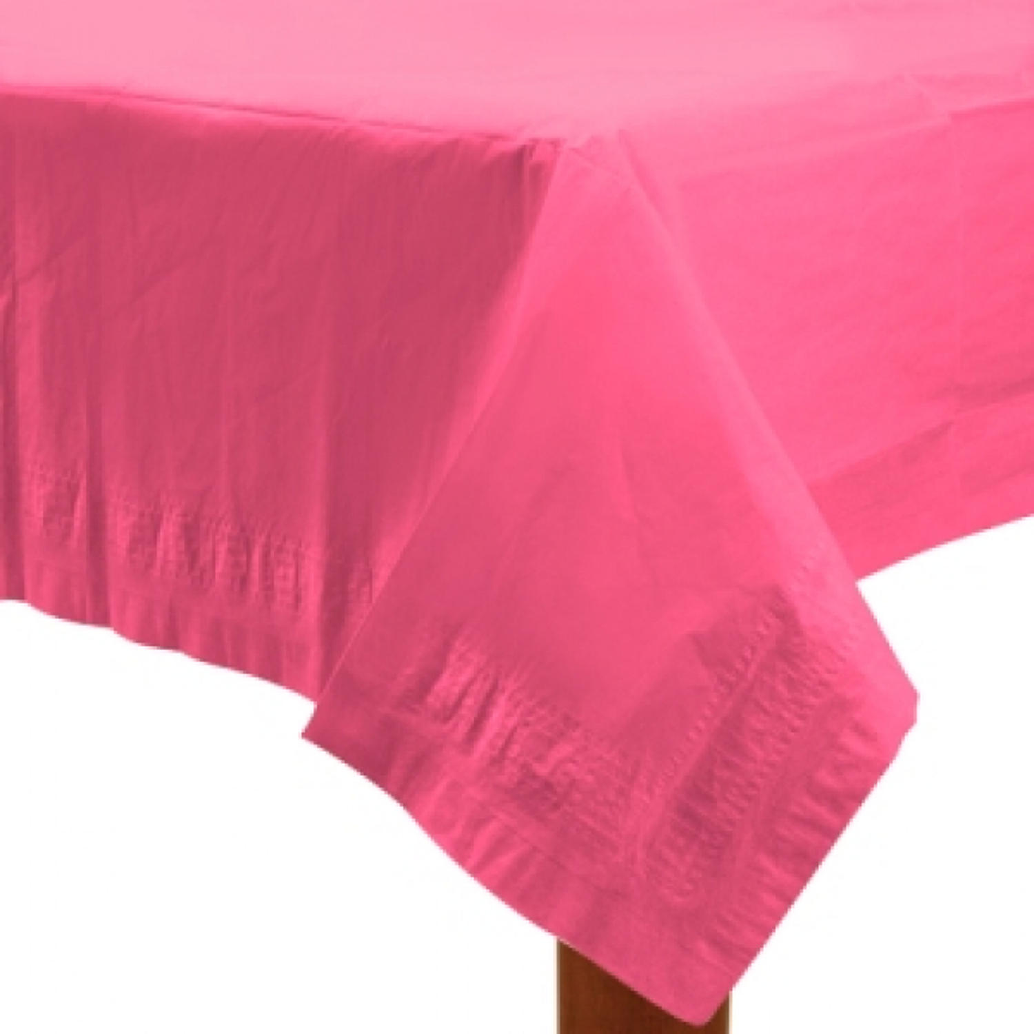 Bright Pink Table Cover