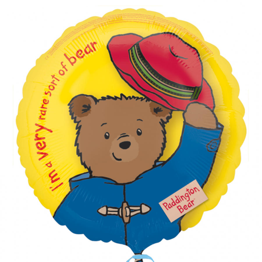 Paddington foil Balloon
