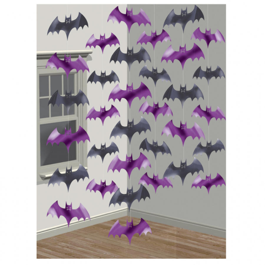 Bat string decoration